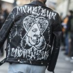 Lässig in Leder: Born to be wild