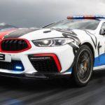 BMW M8 wird zum Safety-Car