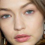 Trotz Make-up: Kaum geschminkt