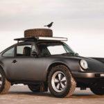 Einzelstück: Porsche 911 als klassischer Safari-Sportwagen