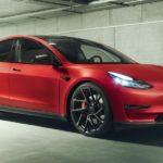 Tesla Model 3: Novitec-Tuning verbessert den Look