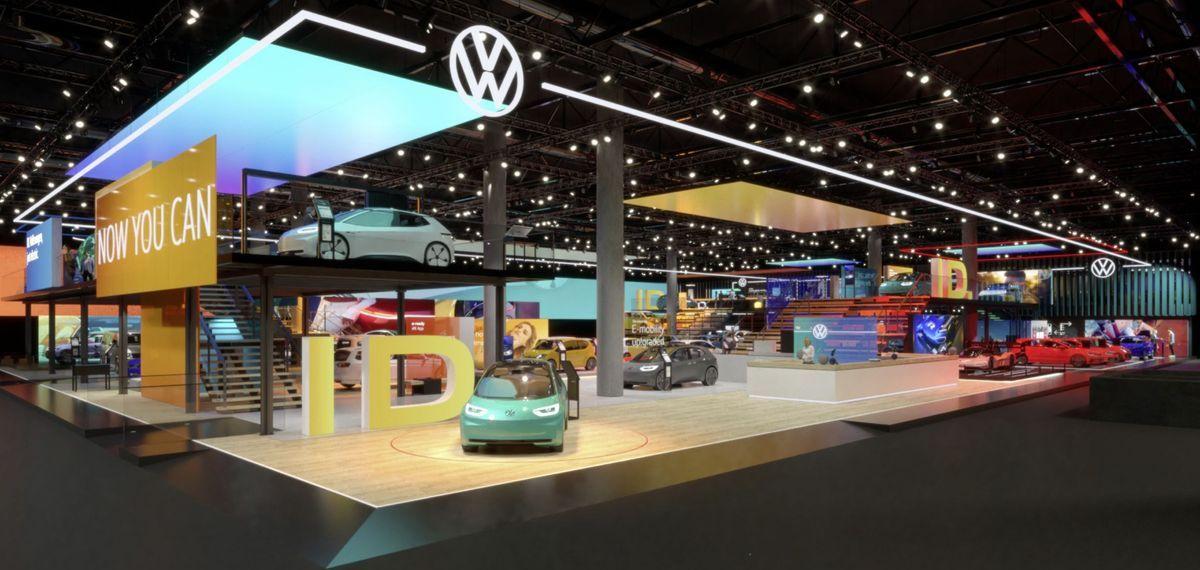 Volkswagen auf der IAA 2019