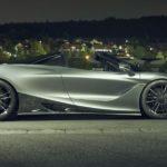 Geschärfte Talente: Novitec McLaren 720S Spider