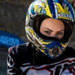 Cheyenne Ochsenknecht nimmt Motocross-Training
