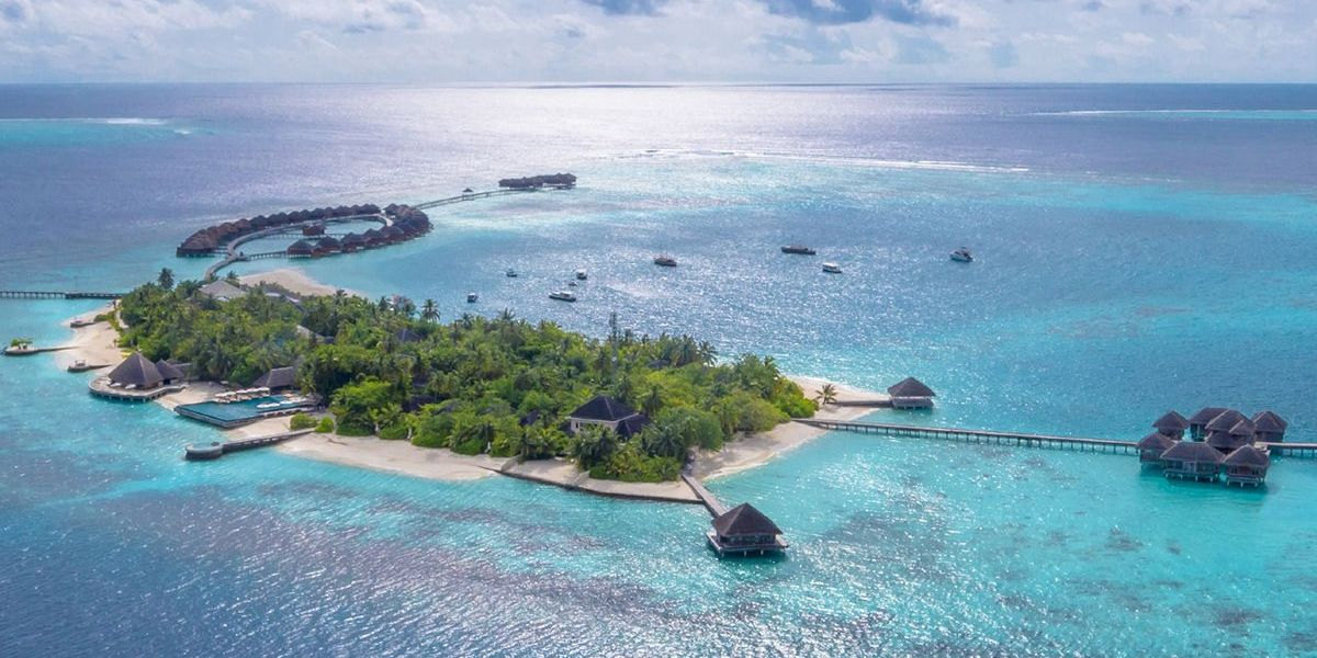 Huvafen Fushi, Malediven