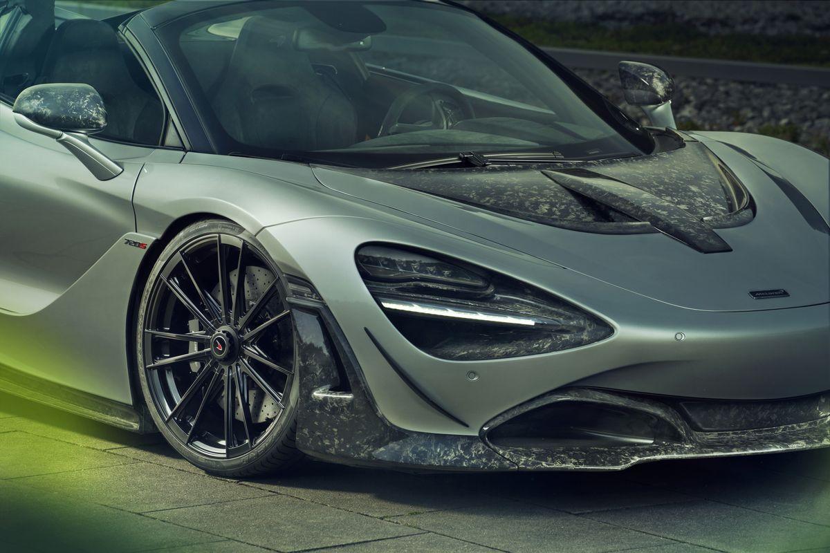 McLaren 720S Spider by Novitec
