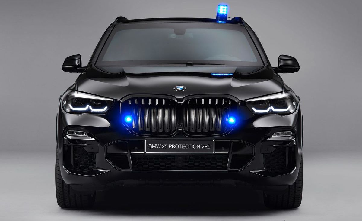 BMW X5 Protection VR6 (2019)