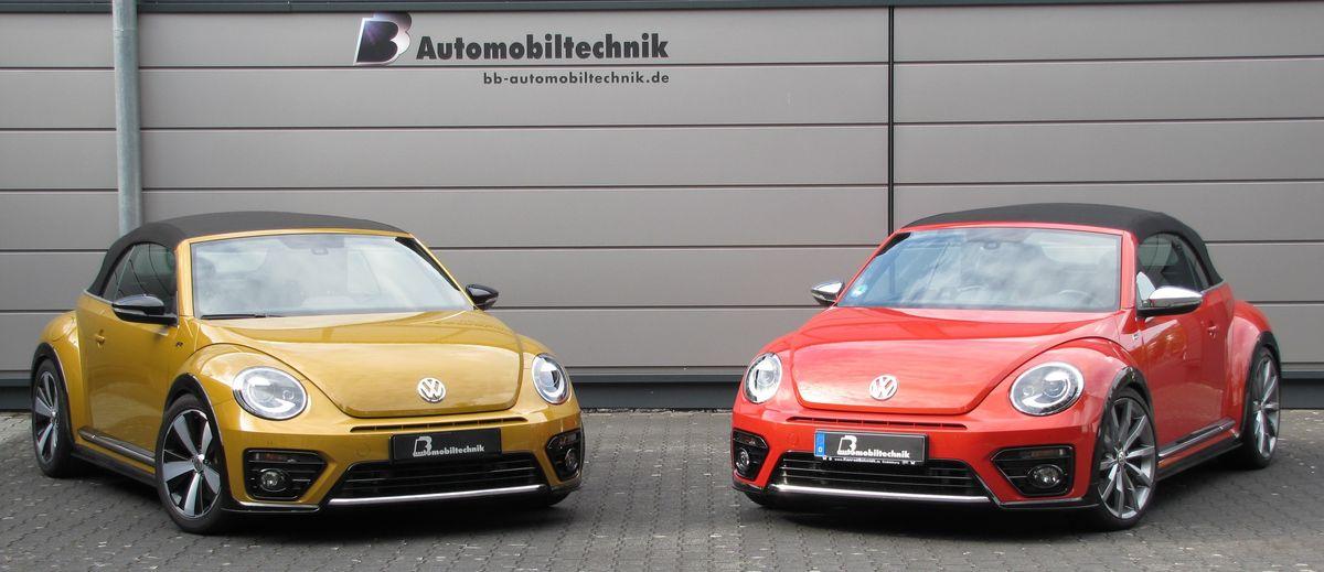 VW Beetle Cabrio 2.0 TSI