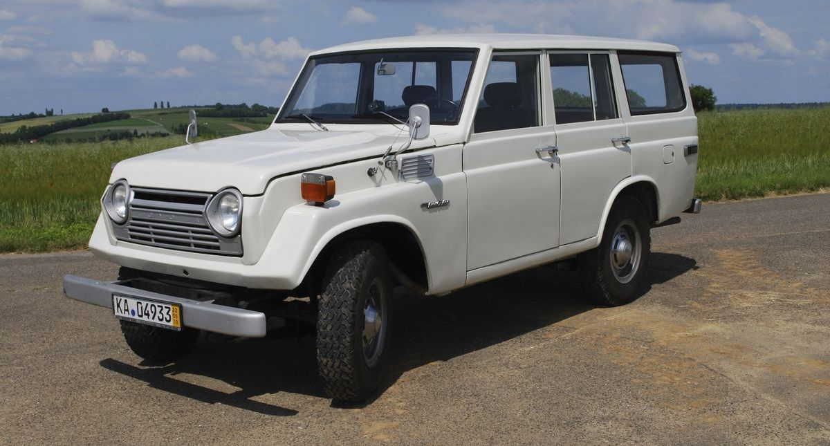 Toyota Land Cruiser 50 J5 (1978)