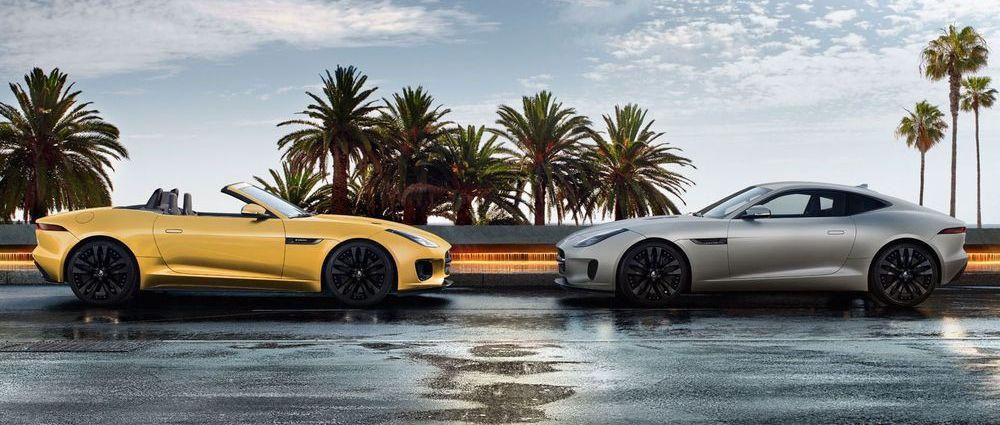 Jaguar F-Type R-Dynamic Limited Edition