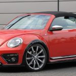 Mehr Dampf für das letzte Beetle Cabrio