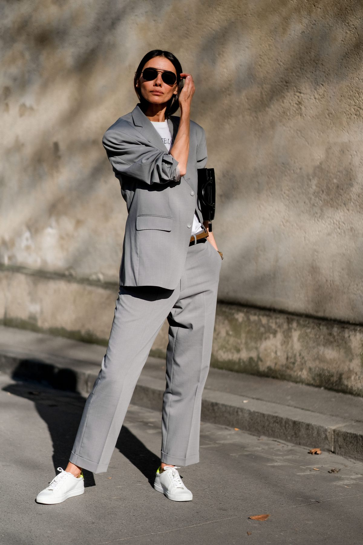 Street-Style von Fashion Director Julie Pelipas
