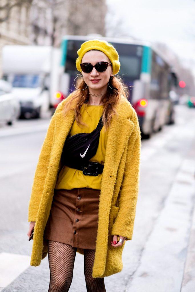 Street Style, Paris (ddp images)
