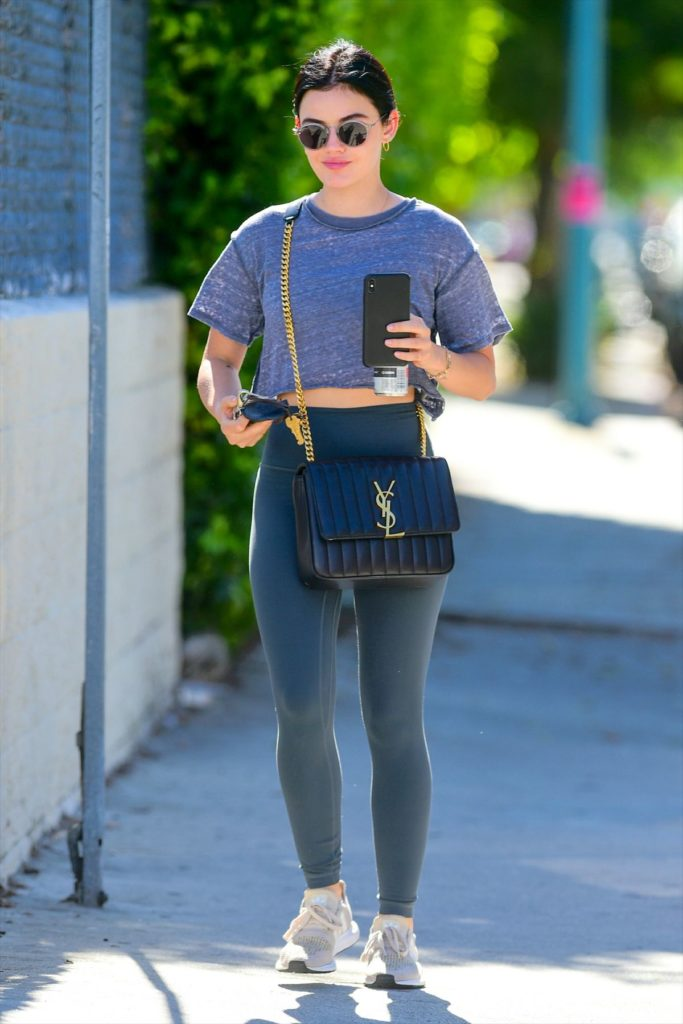 Lucy Hale (ddp images)