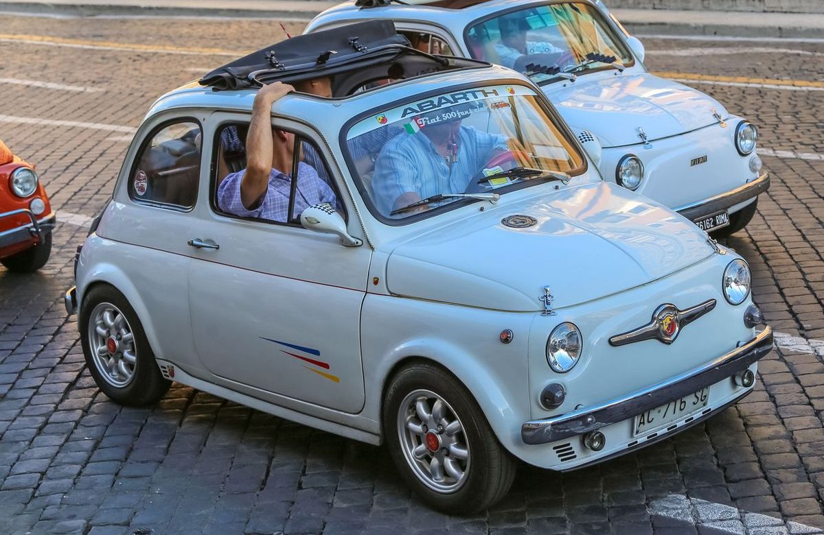 Pista & Piloti: Legendäre Italo-Renner erwartet