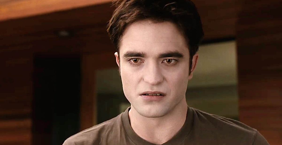 Edward Cullen aus der Twilight-Serie (ddp images)