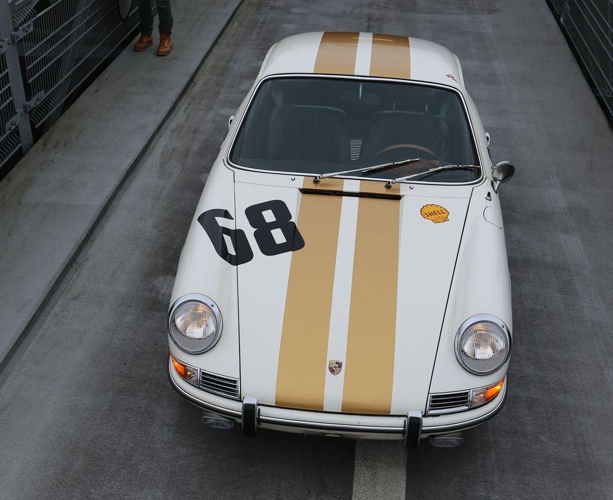 Bei Porsche stehen die Diebstähle von Youngtimern und Oldtimern an erster Stelle.