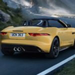Limitierter F-Type R-Dynamic: Ein Jaguar in Gelb
