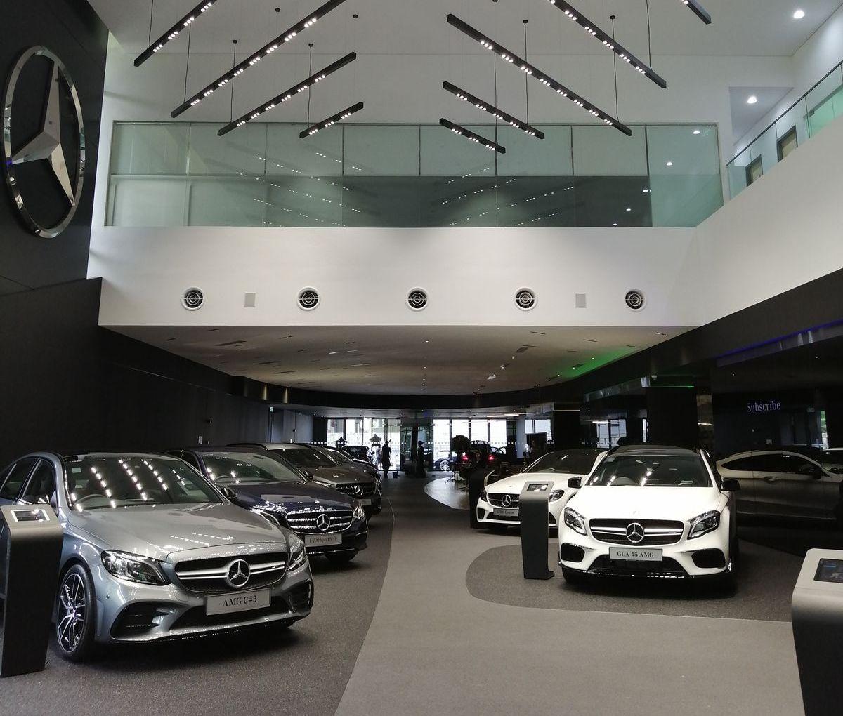 Mercedes-Benz schnitt im Test nicht gut ab.