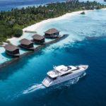 Mit der Yacht die Malediven entdecken