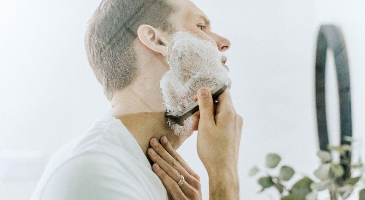 Bei der Rasur unbedingt auf Hygiene achten.