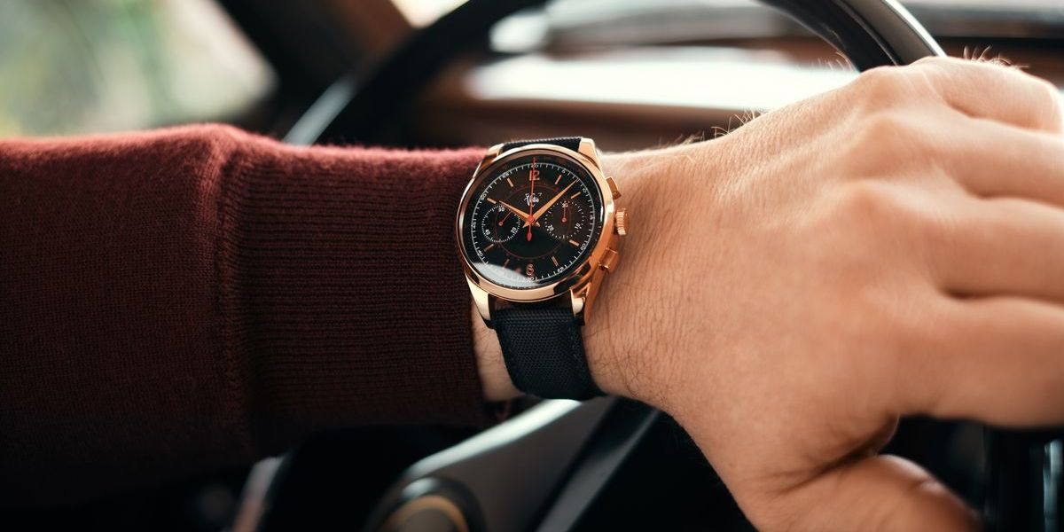 Vintro Watches Le Mans 1952, Retro-Chronograph