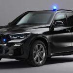 Dieser BMW X5 fängt Schüsse und Sprengungen ab