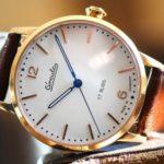 Uhrenmarke entdeckt Lagerbestand und bringt nachhaltige Zeitmesser