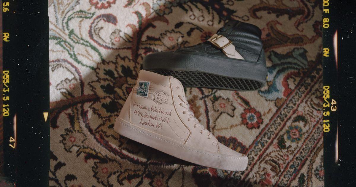 Vans x Vivienne Westwood Anglomania