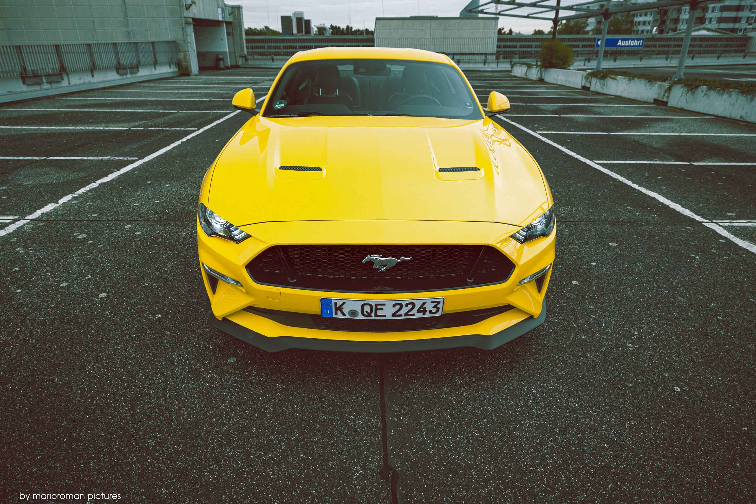Ford Mustang GT (2019)