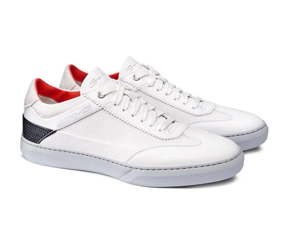 Sneaker: Santoni for AMG