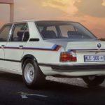 Frische Restauration für einen BMW 530 MLE