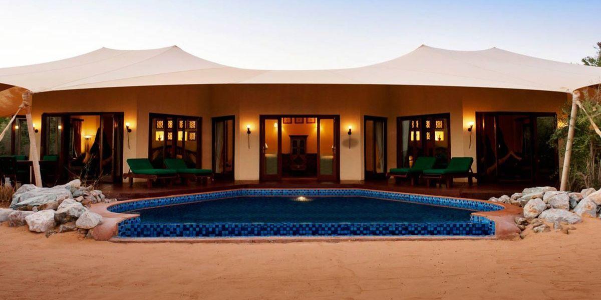 Al Maha, A Luxury Collection Desert Resort & Spa, V.A.E.
