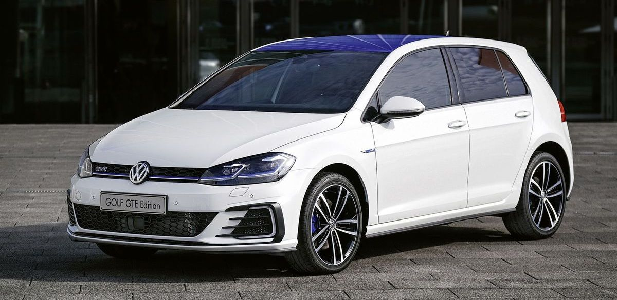 VW Golf GTE Edition (2019)