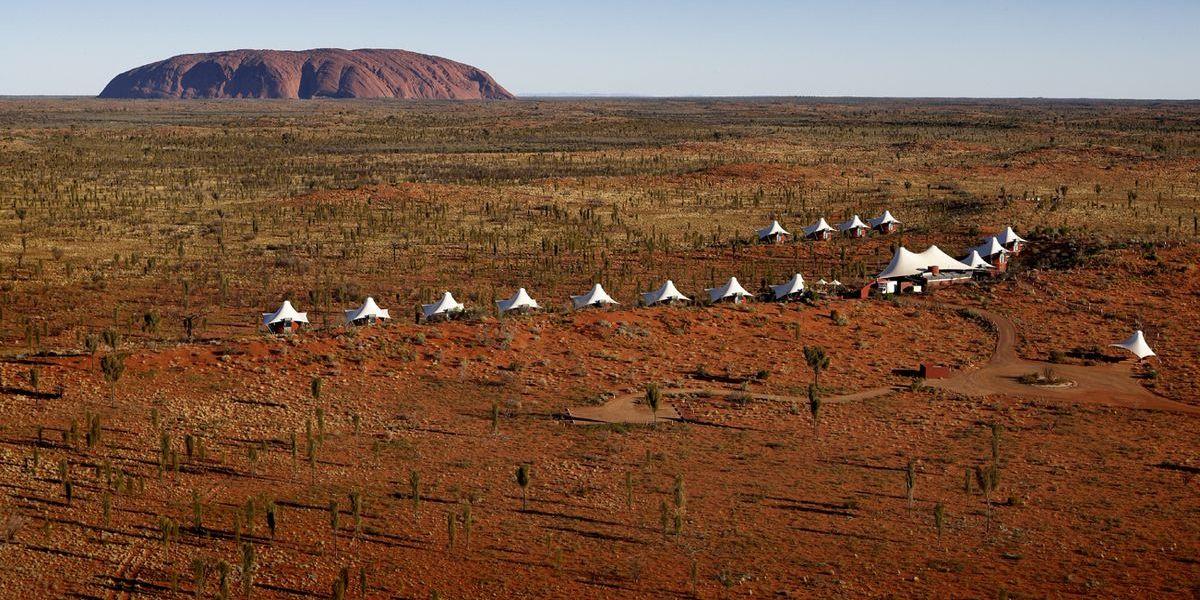 Longtitude 131°, Australien