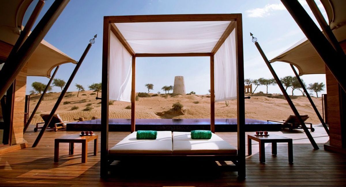 The Ritz-Carlton Al Wadi Desert, Ras Al Khaimah