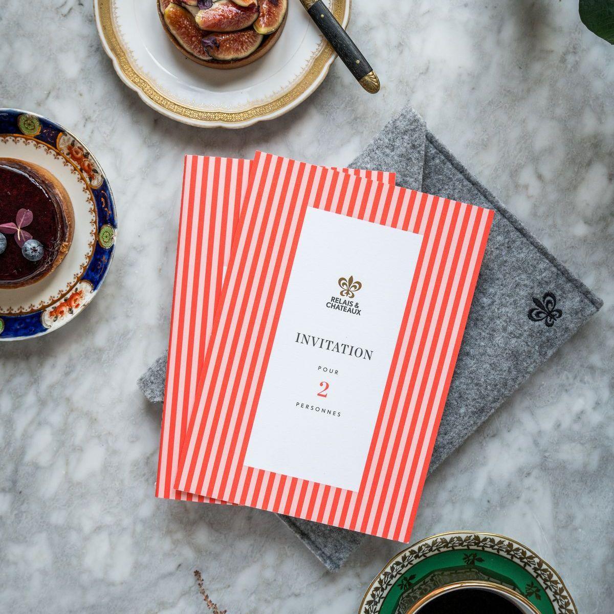 Relais & Châteaux: Geschenkidee für Gourmets