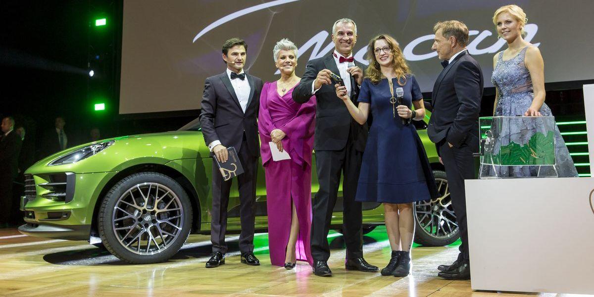 Leipziger Opernball: Porsche Macan als Tombola-Hauptpreis verlost