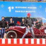 Alfa Romeo liebt die Mille Miglia