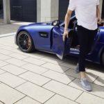 Santoni designt neue Sneaker-Kollektion für Mercedes-AMG
