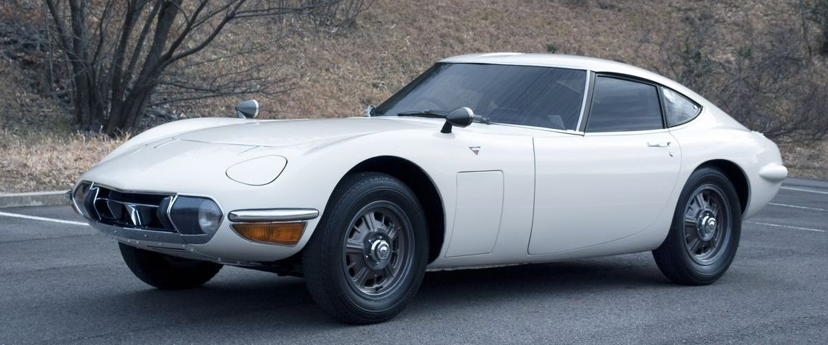 Toyota 2000 GT (1969)
