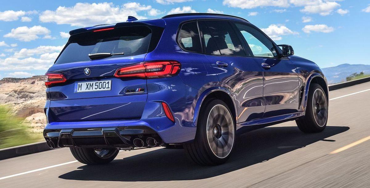 BMW X5 M (2020)