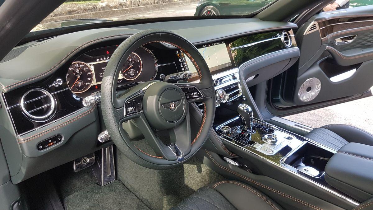 Bentley Flying Spur: Der Reiz des Außergewöhnlichen