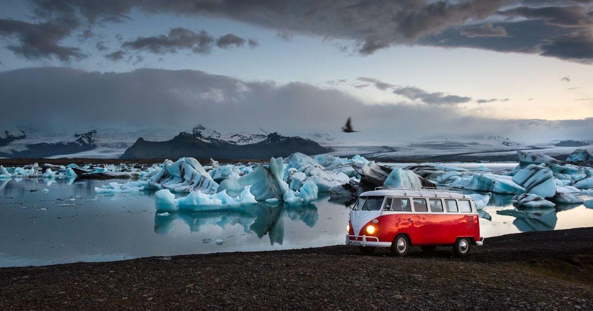 Peter Gebhard erzählt von seinen Island-Touren
