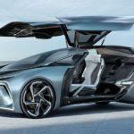 Elektrisch-autonomer Ausblick: Lexus LF-30 Electrified Concept