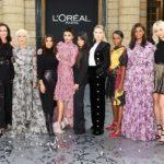 Review: L'Oréal Paris mit top besetzter Runway-Show