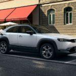 Der MX-30 ist Mazdas erstes Elektroauto