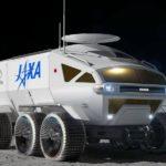Kommt bald: Das Jaxa Mondmobil