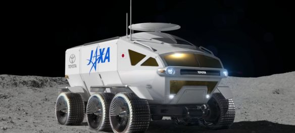 Jaxa Mondmobil