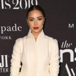 Outfit der Woche: Olivia Culpo ganz in Weiß